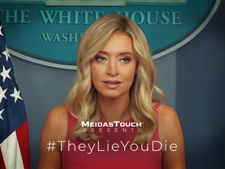 EXCLUSIVE NEW VIDEO:  MeidasTouch Presents 'They Lie, You Die'