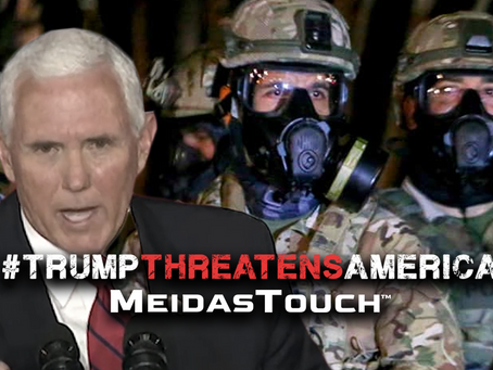 EXCLUSIVE NEW VIDEO:  MeidasTouch Presents 'Trump Threatens America'