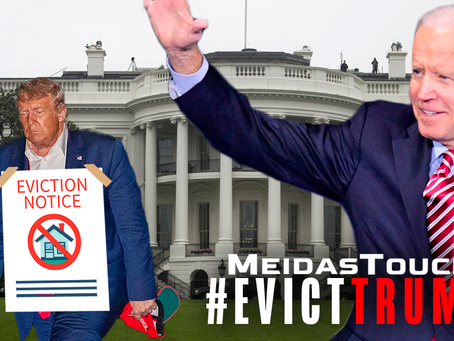 EXCLUSIVE NEW VIDEO:  MeidasTouch Presents 'Evict Trump'