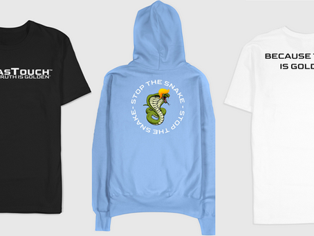 BREAKING NEWS: MeidasTouch Launches Merchandise Shop To Support Videos