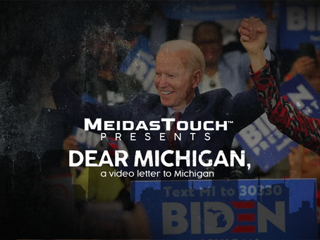 EXCLUSIVE NEW VIDEO: MeidasTouch Presents 'Dear Michigan'