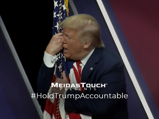 EXCLUSIVE NEW VIDEO: MeidasTouch Presents 'Hold Trump Accountable'
