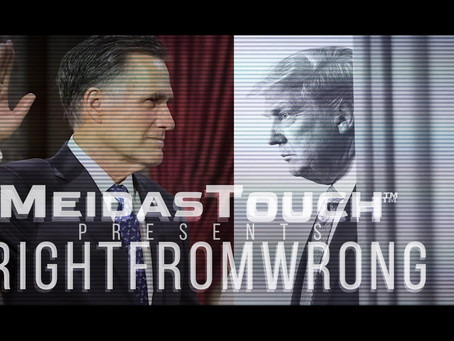 EXCLUSIVE NEW VIDEO: MeidasTouch Presents 'Right From Wrong'