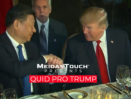 EXCLUSIVE NEW VIDEO: MeidasTouch Presents 'Quid Pro Trump'