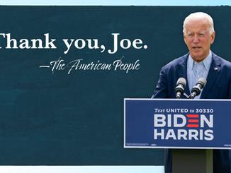 Op-Ed: A Post-Debate Thank You Note to Joe Biden