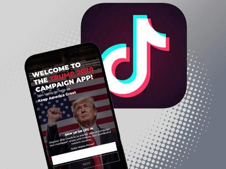 TikTok teens troll Trump again, tank campaign app's rating
