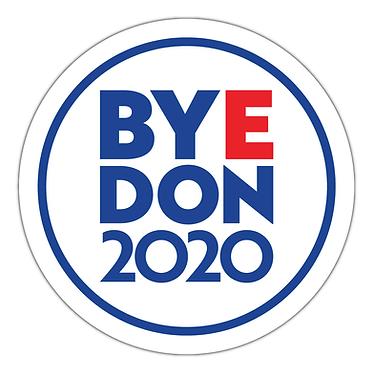 BYEDON 2020 Vertical Logo Button