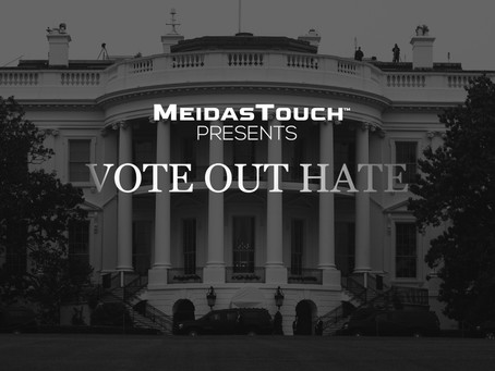 EXCLUSIVE NEW VIDEO: MeidasTouch Presents 'Vote Out Hate'