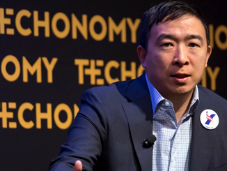 Andrew Yang wants Big Tech to pay Americans for personal data