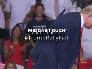 EXCLUSIVE NEW VIDEO: MeidasTouch Presents 'Trump Rally Fail'