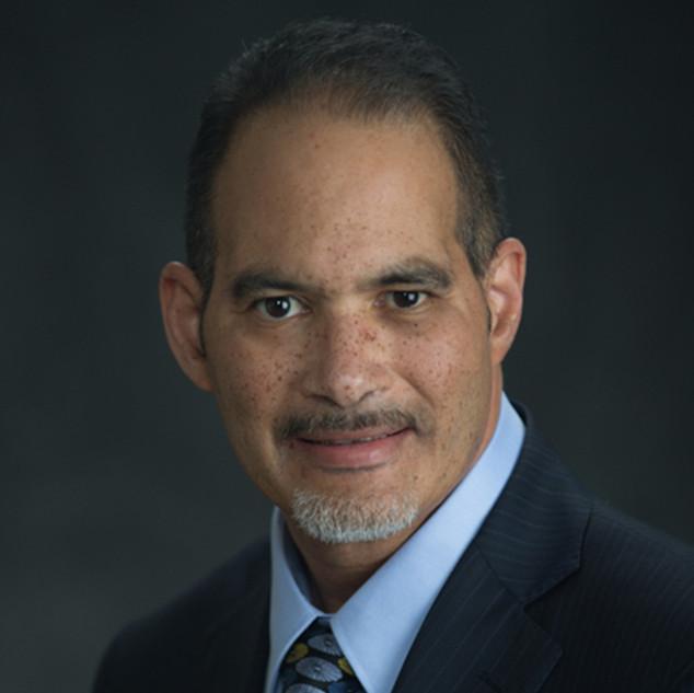 Texas Representative Garnett Coleman