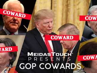 EXCLUSIVE NEW VIDEO: MeidasTouch Presents 'GOP Cowards'