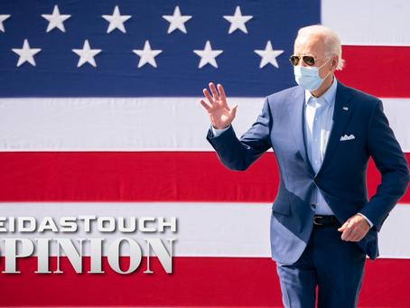 Op-Ed: It Won't Always Be Easy, But We've Got To Have Joe's Back