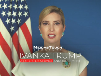 EXCLUSIVE NEW VIDEO: MeidasTouch Presents 'Bye, Ivanka'