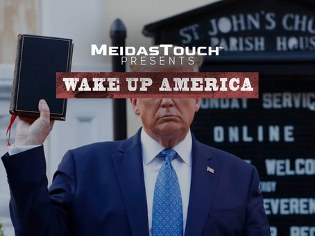EXCLUSIVE NEW VIDEO: MeidasTouch Presents 'Wake Up America'
