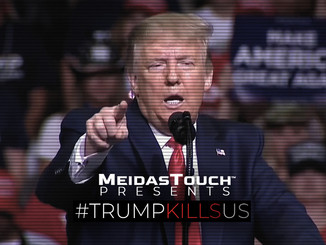 EXCLUSIVE NEW VIDEO: MeidasTouch Presents 'Trump Kills US'