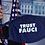 Thumbnail: Navy TRUST FAUCI Face Mask
