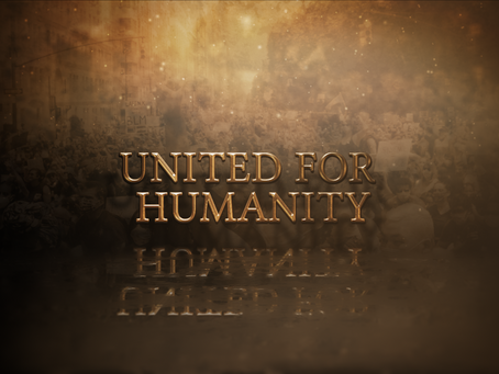 EXCLUSIVE NEW VIDEO: MeidasTouch Presents 'United For Humanity'