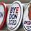 Thumbnail: BYEDON 2020 Button Collection (Pack of 4)