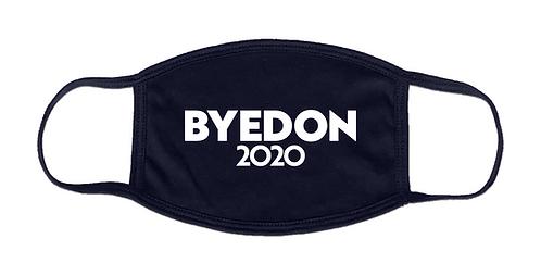 Navy BYEDON 2020 Face Mask