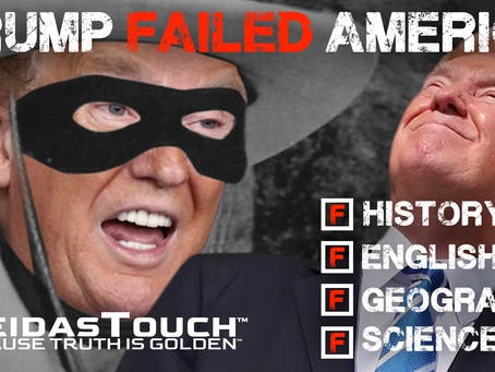 EXCLUSIVE NEW VIDEO: MeidasTouch Presents 'Trump Failed America'