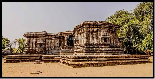 thousand piller temple