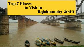 Top 7 Places to Visit in Rajahmundry 2020