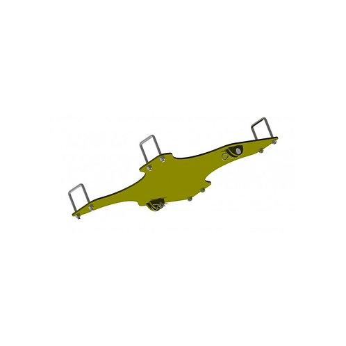 SNEEUWSCHUIF BEVESTIGINGSKIT KYMCO UXV500