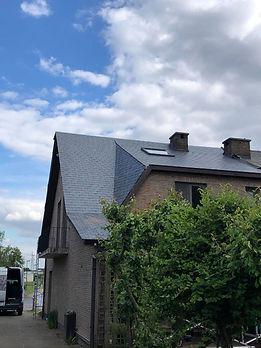 Versa dakwerken - renovatie Sint-Niklaas