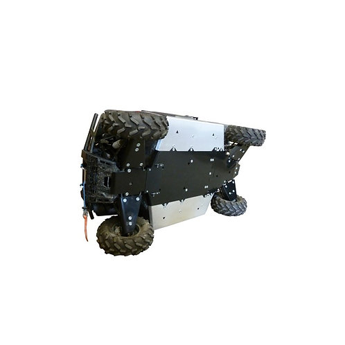 PVC SKIDPLATESET POLARIS RZR 900 XP RANGER