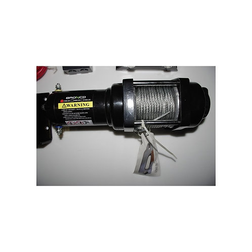 WINCH BRONCO 2500 STEEL CABLE