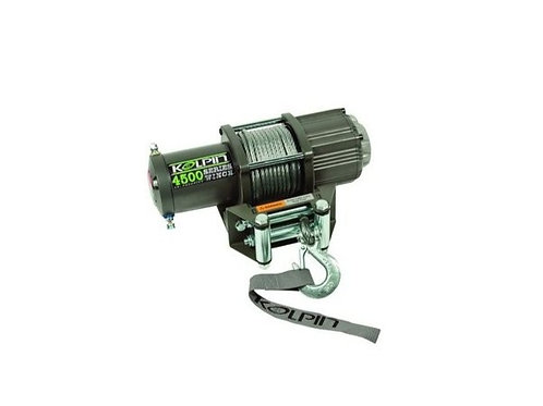 WINCH KOLPIN 4500 SYNTHETIC CABLE