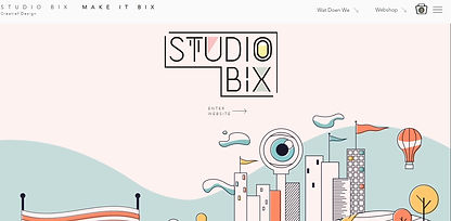 Studio Bix bv website by adworkx.jpg