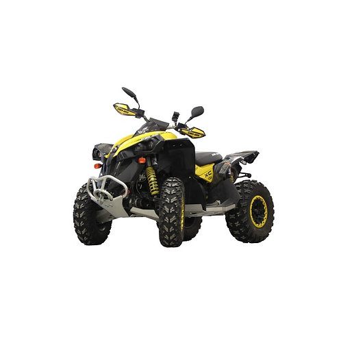 ALU SKIDPLATESET CAN-AM RENEGADE 1000 GEN2