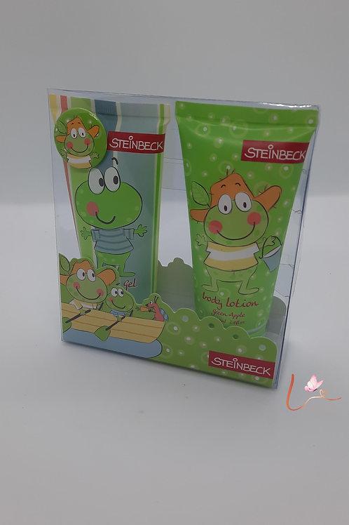 badset Frogs Aloe Vera