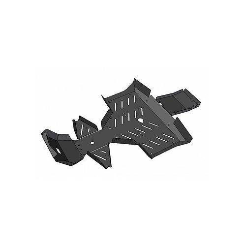 PVC SKIDPLATESET KYMCO MXU500