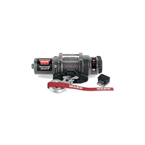 WINCH WARN VANTAGE 3000 S (1361 KG) SYNTHETIC ROBE