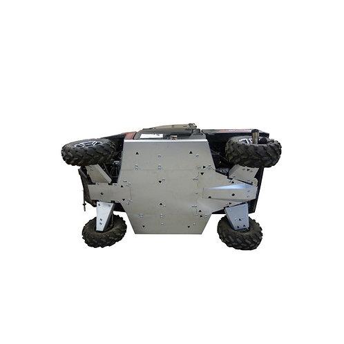 ALU SKIDPLATESET POLARIS RZR 900 XP RANGER