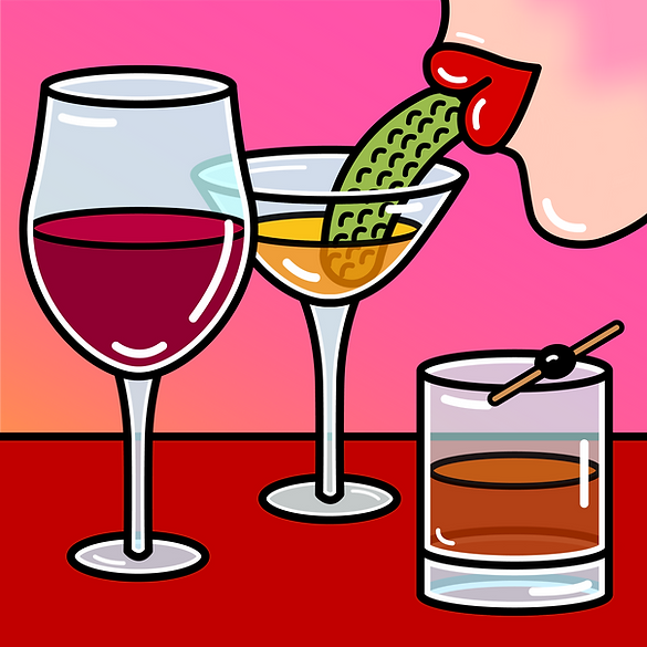 Dating & Alcohol