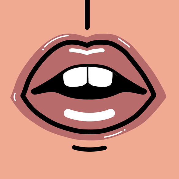 How much (lip) work has to be done to uphold beauty standards?