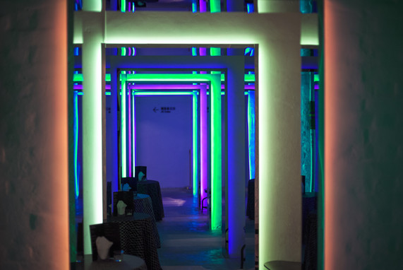 Behind Bars interior shot
