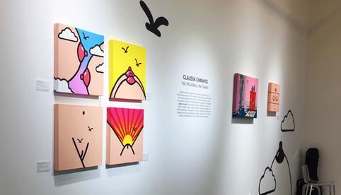 Solo Exhibition Miami 2017