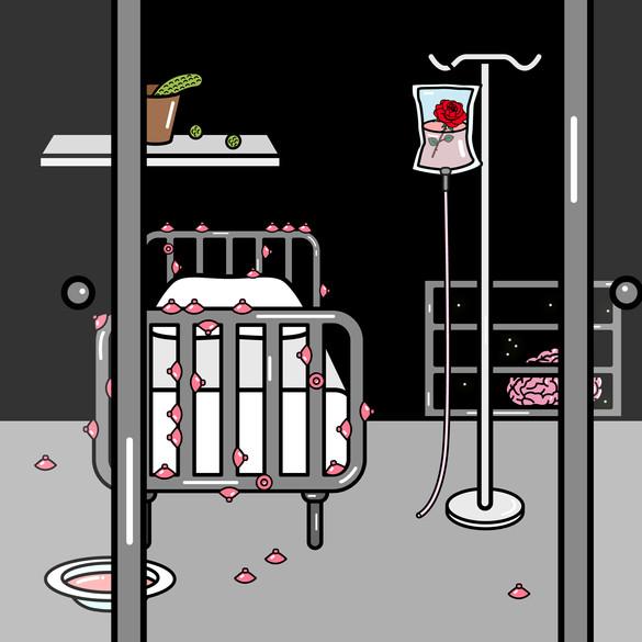 Hospital Isolation Room