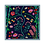 """Thumbnail: 100% silk scarf - """"Let Your Body Bloom"""" (Small)"""