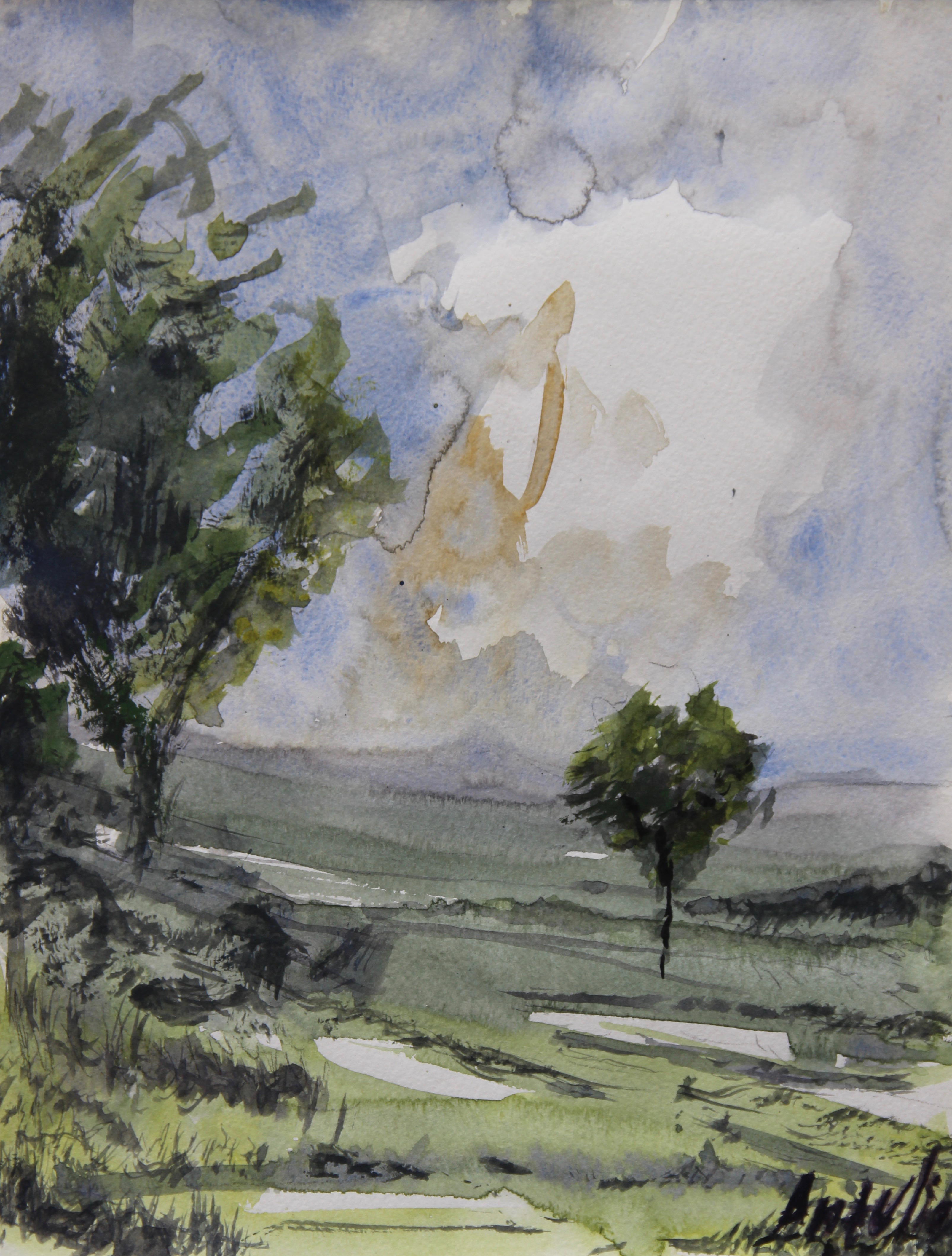Imaginary landscape I