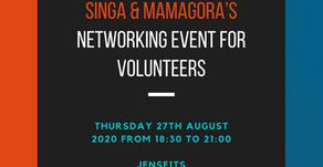 Join SINGA & Mamagora's networking event for volunteers