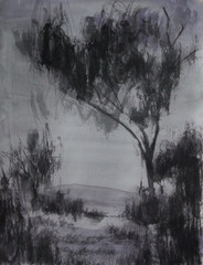 Imaginary landscape II