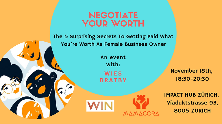 Negotiate Your Worth