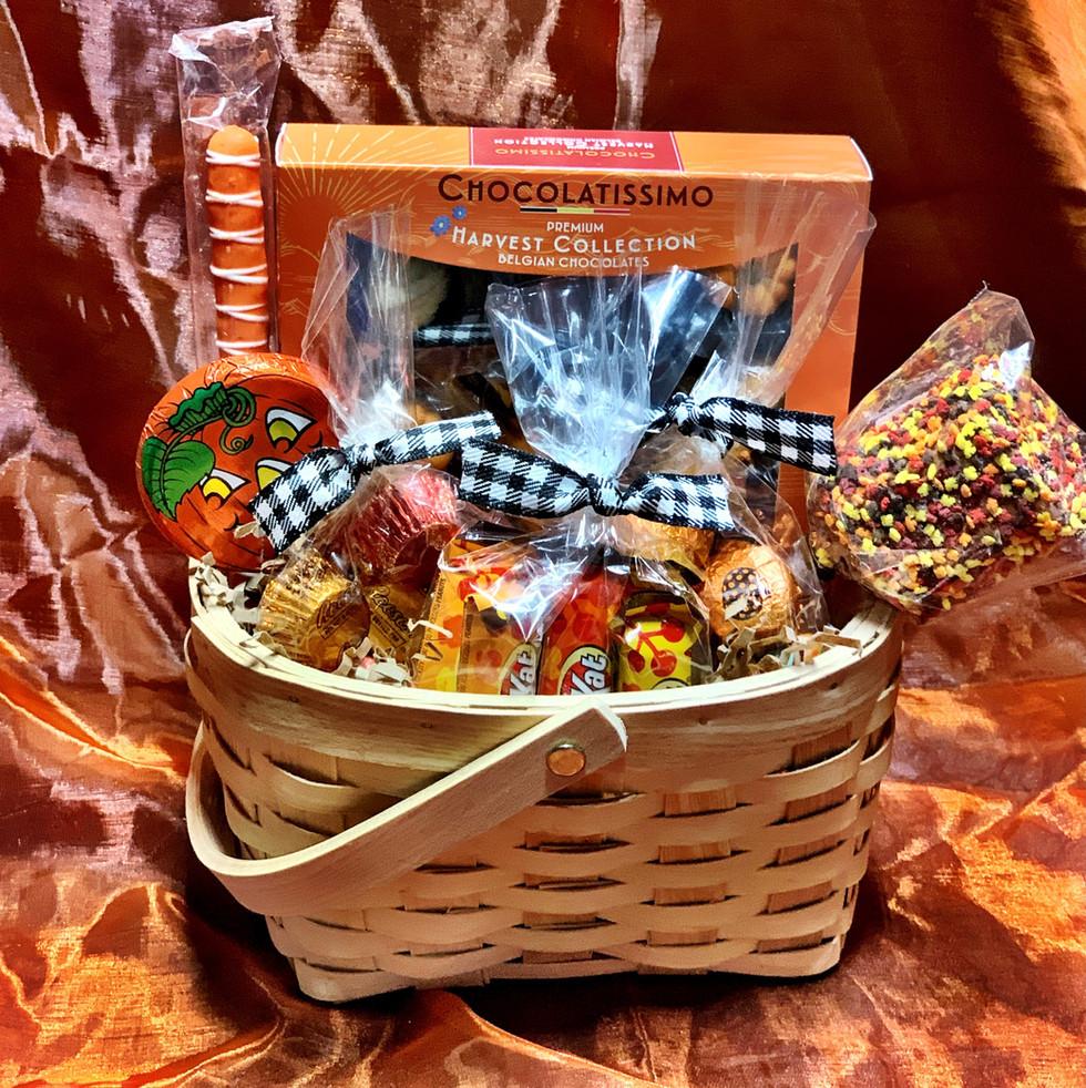 Thanksgiving Candy Basket | $50