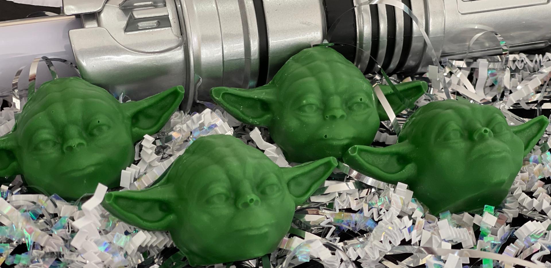 Yoda Cocoa Bombs | $30